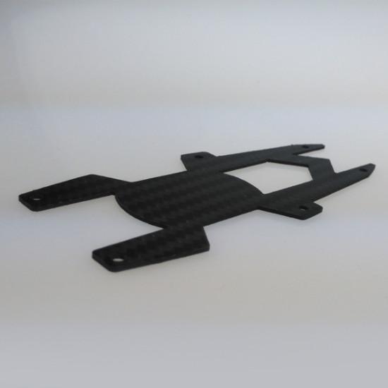 Eachine Q200 Spare Parts Carbon Fiber Upper Frame Plate 2021