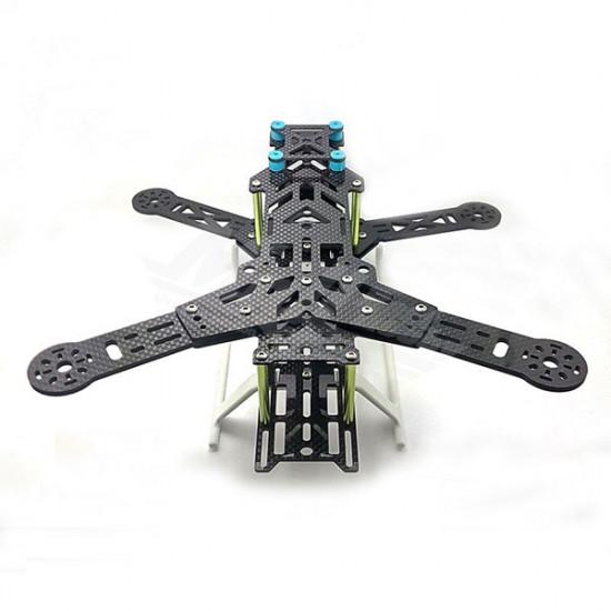 Emax Transformer 300 Carbon Fibre Frame Combo CC3D MT2204 12A ESC 2021