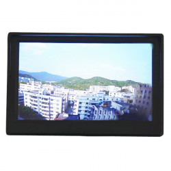 FPV 5.8G 5 Inch 8 Channel HD Monitor Snow Screen Without Antenna