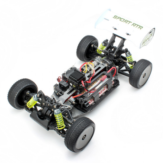 FS Racing 53201 RX-01 1/10 4WD Off Road Brushed Buggy 2021