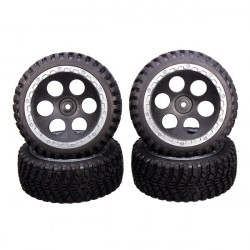 FS Racing 53632/53610 Tire set 1/10 RC Car Spare Parts