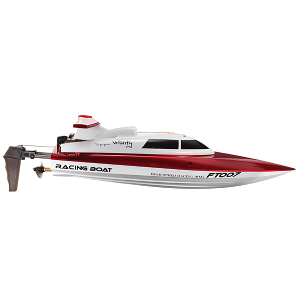 FT007 4CH 2.4G High Speed Racing Remote Control RC Boat RC Toys & Hobbies
