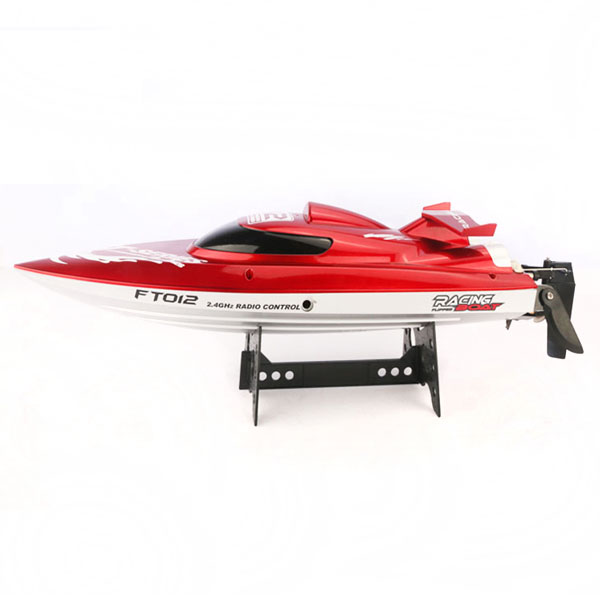 FT012 Upgraded FT009 2.4G Brushless RC Racing Boat Red RC Toys & Hobbies
