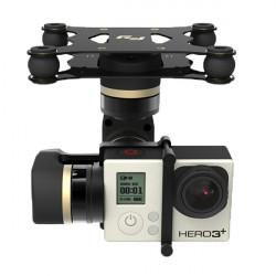 FYMiNi3D3-AxisBrushlessGimbalForGopro4Gopro3+Gopro3SportCamera