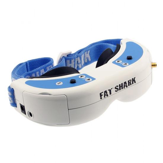 Fatshark Dominator V2 FPV Goggles Video Glasses 600 X 480 VGA 2021