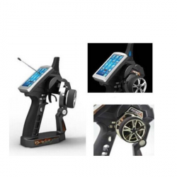 Flysky FS-iT4S 2.4GHz 4CH RC System Boat And Car Transmitter
