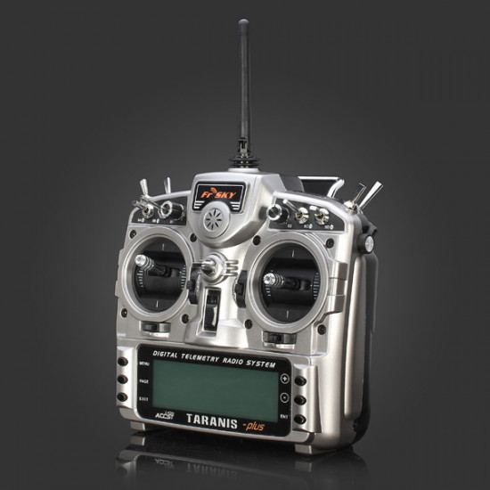 FrSky ACCST Taranis X9D PLUS 16CH 2.4GHz Transmitter with X8R 2021