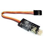 Frsky SBUS To PWM Decoder For FrSky Futaba RC Toys & Hobbies
