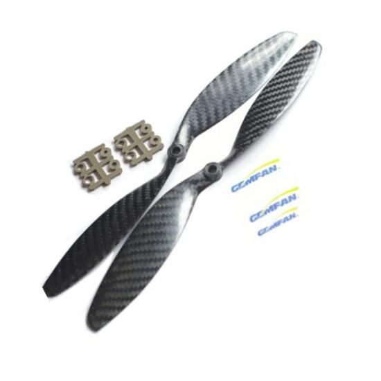 Gemfan 10x3.8 Inch 1038 Carbon Fiber Propeller APC For DJI Multicopter 2021