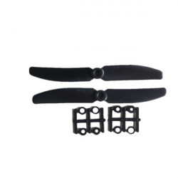 Gemfan 5x4 5040 Propellers CW/CCW For ZMR250 QAV250 240 Quadcopter