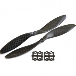 Gemfan 9x4.7 Inch 9047 Carbon Fiber Propeller APC For DJI Multicopter