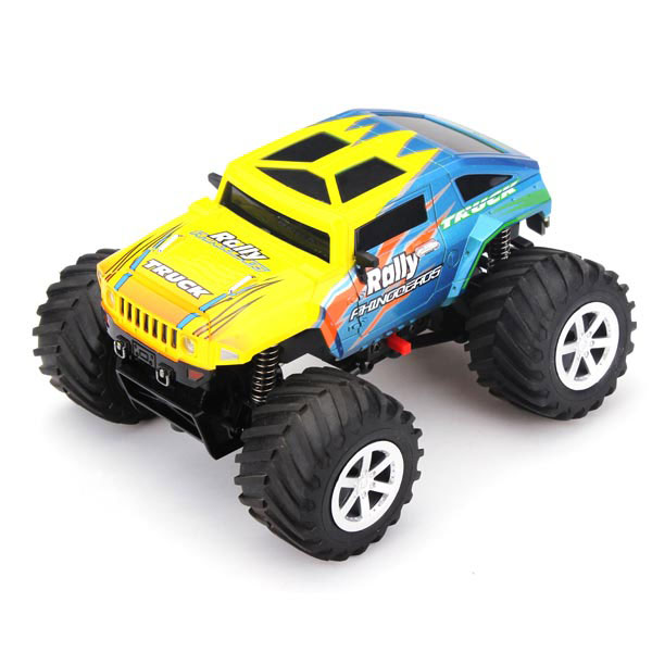 Great Wall 2112 2.4G 5CH 1/34 Proportional Rc Racing Buggy RC Toys & Hobbies