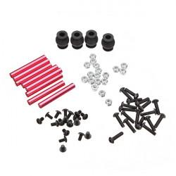 H250 ZMR250 Frame Kit Parts Combo Screws & Columns & Damping Ball