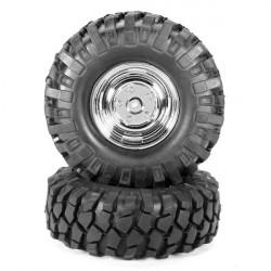 HOBBY MASTER 1/10 108mm Tires For RC Crawler Car HC12002