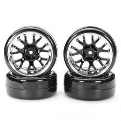 HOBBY MASTER 1/10 6mm Tires For RC Drift Car HC12022