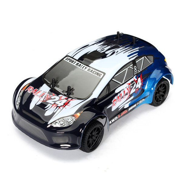 HSP 94248 1/24 Mini Remote Control Rally Car RC Toys & Hobbies