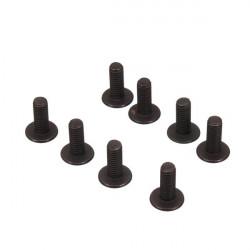 HSP 94680 RC Car Spare Parts Round Head Screw M3*8 68068