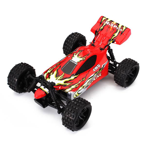 HSP 94815 1/18 Scale 4WD Electric Power Off-Road RC Buggy RC Toys & Hobbies