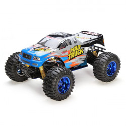 Heng Long 3851-2 1:10 4CH Brushed RC Off Road Monster Truck Car