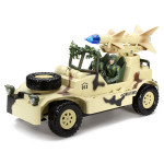 Hengguan Male Lion RC 1/20 Military Vehicle Off-road Car RC Toys & Hobbies