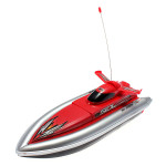 Hengtai HT-3829F 1:16 4CH Mini High-speed RC Patrol Boat RC Toys & Hobbies