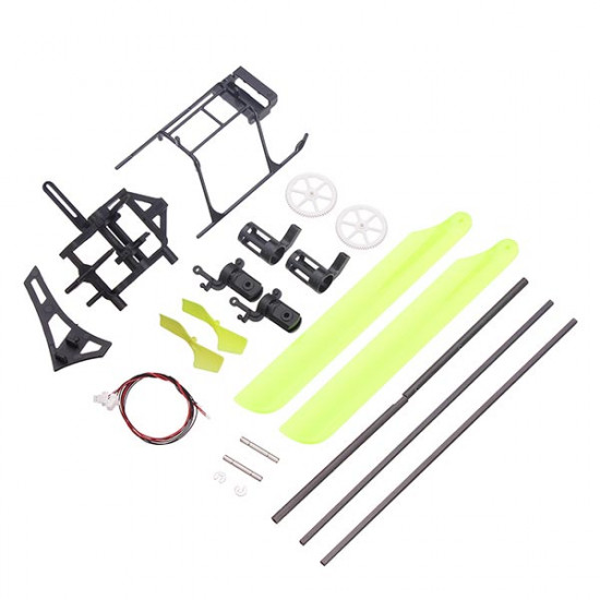 Hisky HCP100 V922 Crash Kit Set RC Helicopter Spare Parts 800363 2021