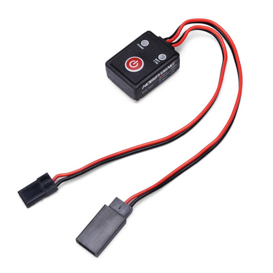 Hobbywing Receiver Electronic Power Switch with Capacity Display 2021