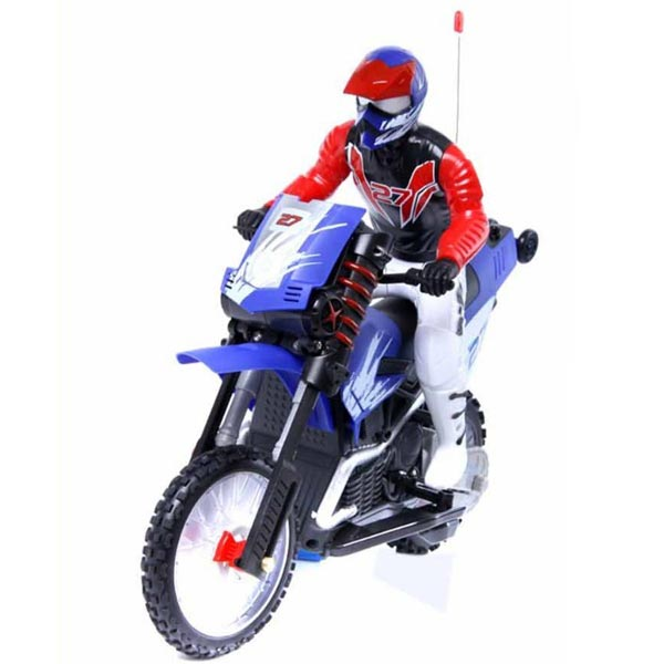 HuanQi 528 Special Cross-country High Speed Stunt Rc Motorcycle RC Toys & Hobbies