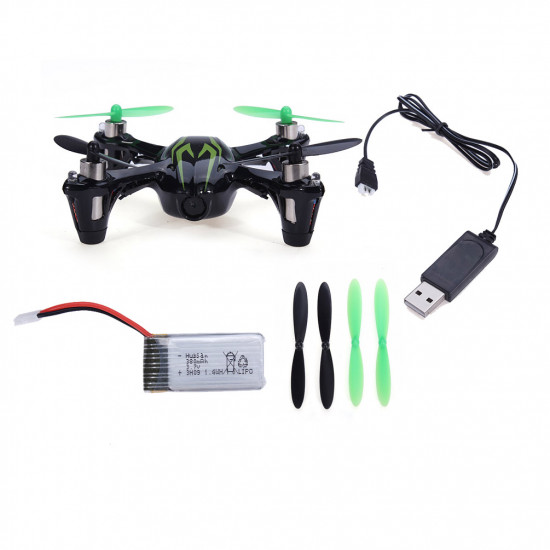 Hubsan X4 H107C 2.4G 4CH RC Quadcopter With Camera BNF 2021