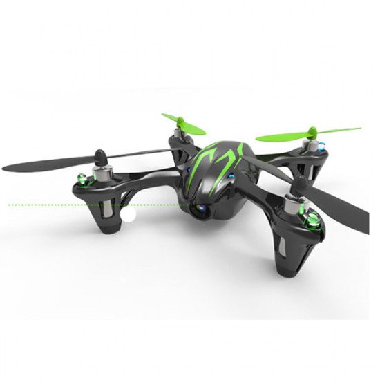 Hubsan X4 H107C 2.4G 4CH RC Quadcopter With Camera RTF 2021