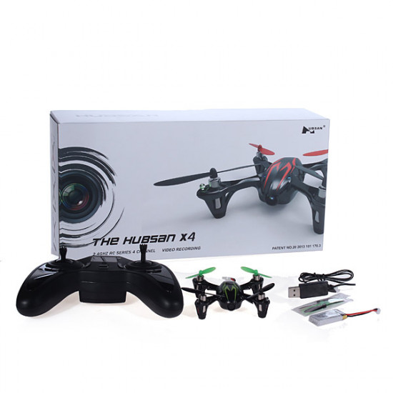 Hubsan X4 H107C Upgraded 2.4G 4CH RC Quadcopter With 2MP Camera RTF 2021