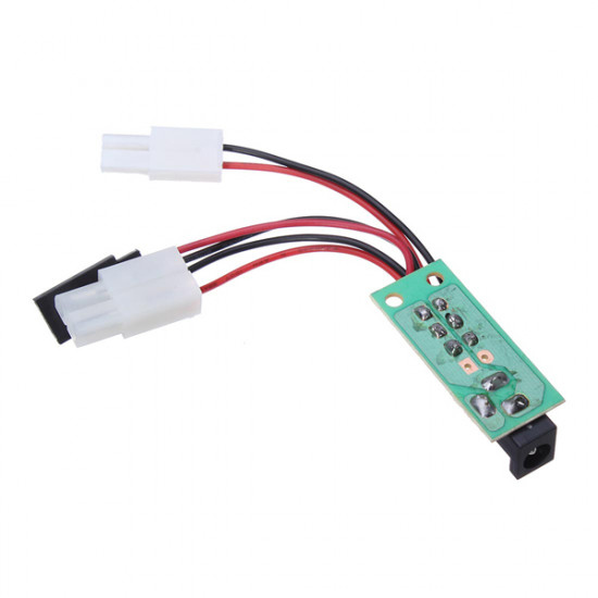 Intelligent Charger For 2-10S(2.4-12.0V) Ni-MH/Ni-Cd  Battery Pack 2021