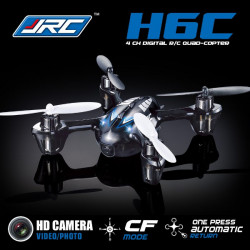 JJRC H6C New Version 2.4G 4CH Headless Mode Quadcopter with Camera