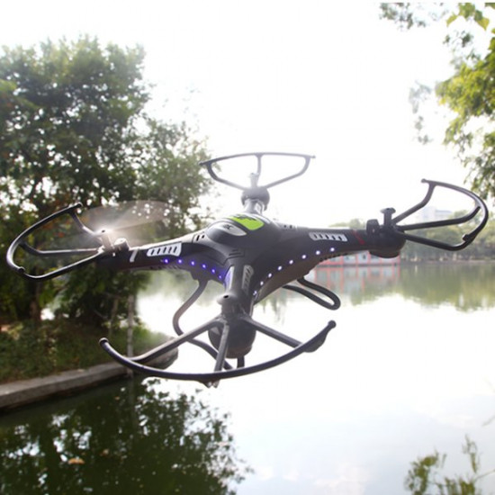 JJRC H8C 2.4G 4CH 6 Axis RC Quadcopter With 0.3MP Camera RTF 2021