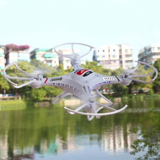 JJRC H8C DFD F183 2.4G 4CH 6 Axis RC Quadcopter With 2MP Camera RTF 2021