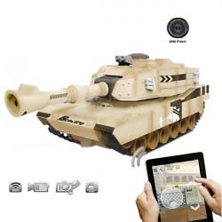 Jinxingda JXD JD805 WIFI RC Tank With Camera Real-time Video