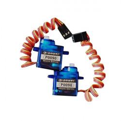 K-Power P0090 9g Micro Servo For RC Models
