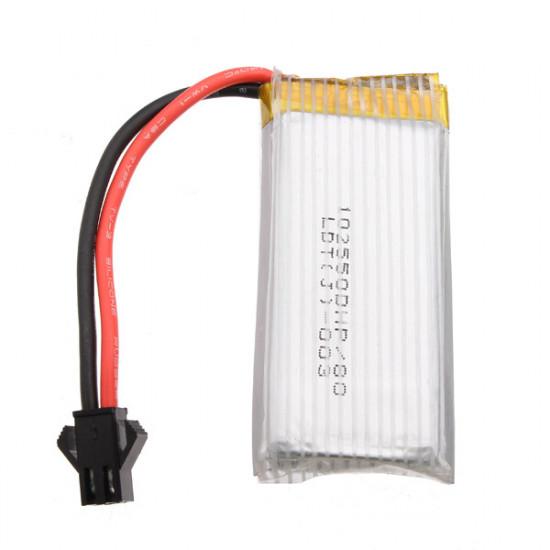 KD-Summit S600/610 RC Car Parts 800 mAh Li-Ion Battery 2021