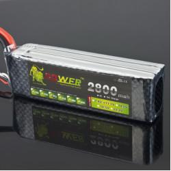 Lion Power 11.1V 2800mAh 30C LiPo Battery BT698