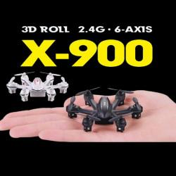 MJX X900 X-900 3D Roll 2.4G 6-Axis First Nano Hexacopter