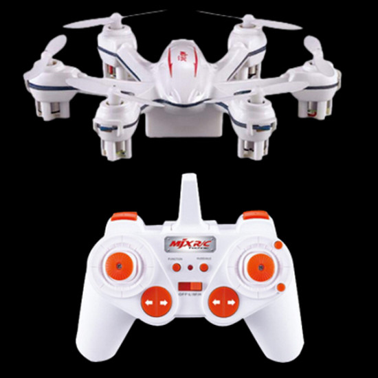 MJX X900 X-900 3D Roll 2.4G 6-Axis First Nano Hexacopter 2021