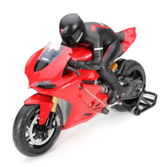 MT6-2 1/6 RC Stunt Motorcycle Drift Car 2021