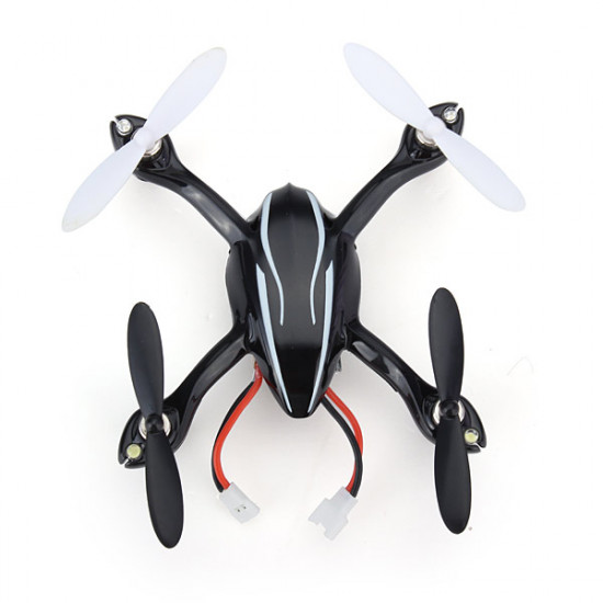 New Version Upgraded Hubsan X4 V2 H107L 2.4G 4CH RC Quadcopter RTF 2021