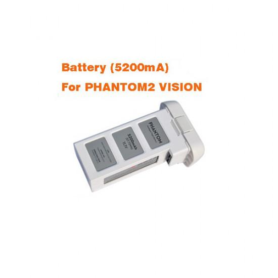 Original DJI Phantom 2 Vision 11.1V 5200mA Lipo Battery 2021