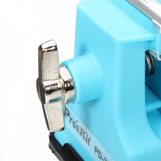 PD-372 Mini Work Bench Vise Plastic Bench Vise Jaw Opening 25mm 2021