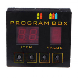 Program Box For Brushless/Brushed ESC Setting