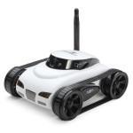 RC Car Tank 777-270 Mini Wi-Fi Camera Support iPhone iPad iPod Controller iPad Accessories