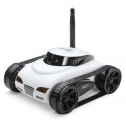 RC Car Tank 777-270 Mini Wi-Fi Camera Support iPhone iPad iPod Controller