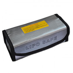 RC lipo Safty Bag/Lipo Gurad Bag For Charging(185*75*60mm)