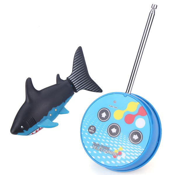 Rc Mini Electrical Shark-shaped Submarine/Boat RC Toys & Hobbies